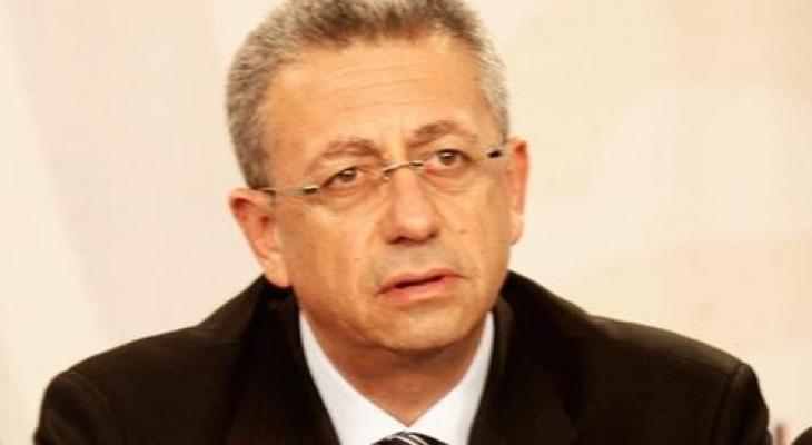 الأمين العام لحركة المبادرة الوطنية مصطفى البرغوثي