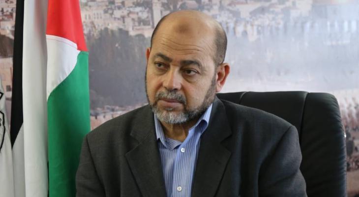 عضو المكتب السياسي لحركة موسى أبو مرزوق