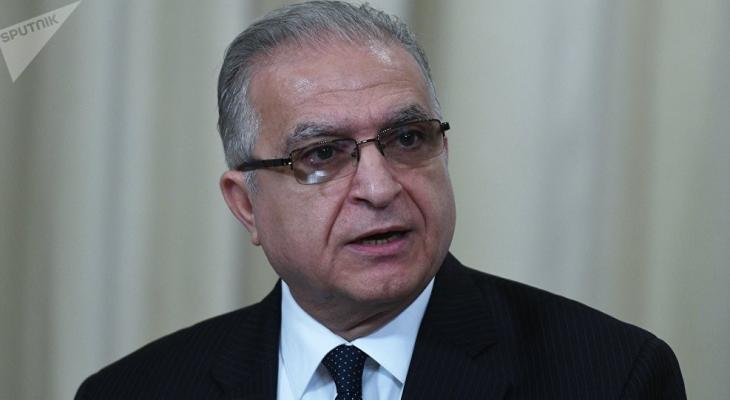 وزير الخارجية العراقي محمد علي الحكيم