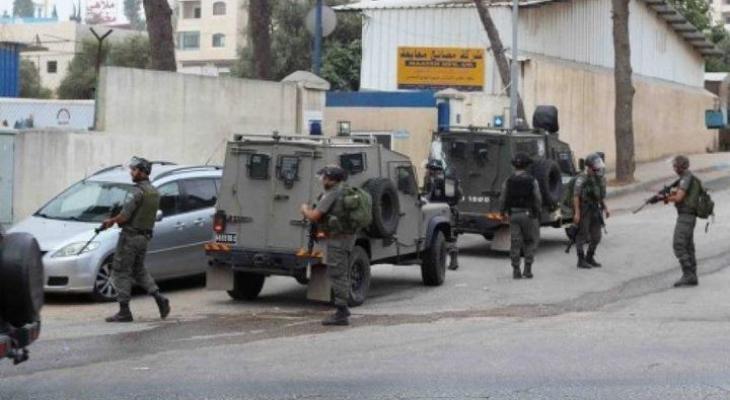 الاحتلال يستولي على مركبة جنوب طوباس