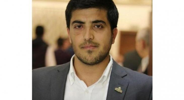 الأسير عبد الرحمن عدنان مرعي