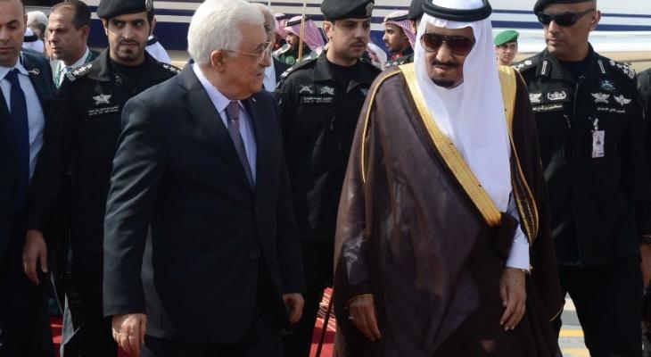 الرئيس عباس والملك بن سلمان.jpg