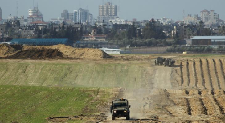 حدود-غزة
