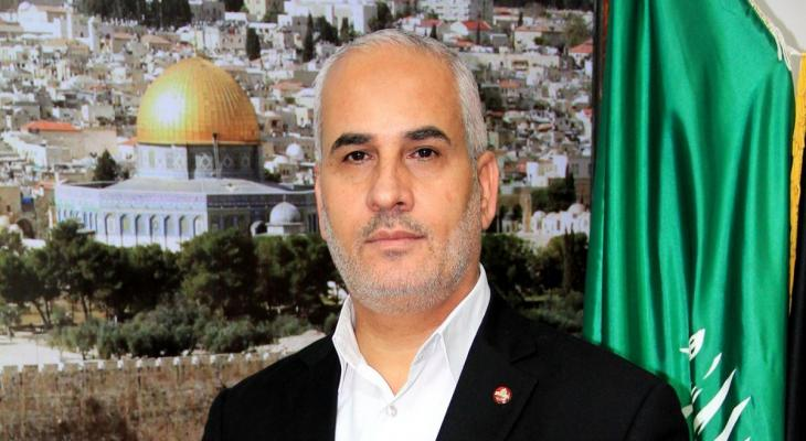 فوزي برهوم حماس
