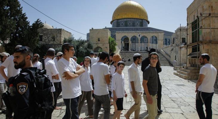 تهويد إسرائيلي متواصل للقدس والأقصى
