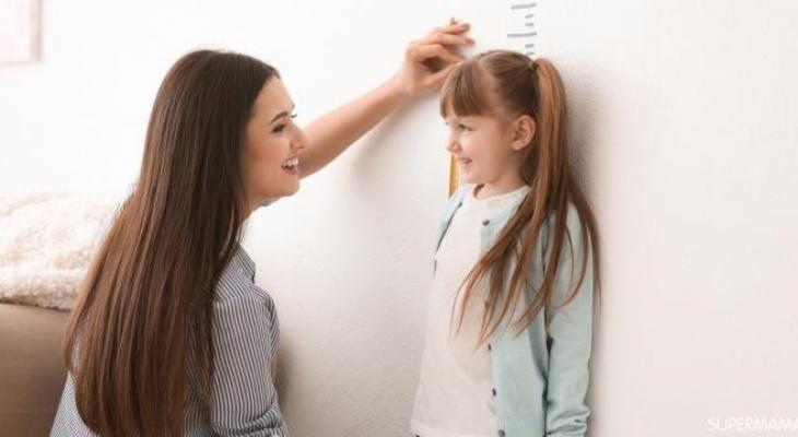 كيفية-زيادة-طول-الطفل.