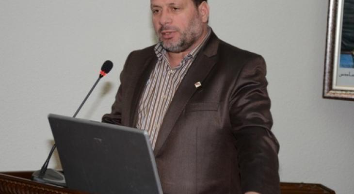 عضو المكتب السياسي لحركة حماس ماهر عبيد