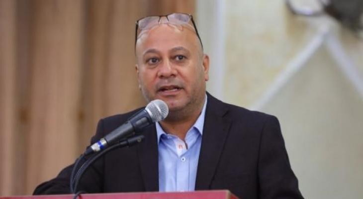 رئيس دائرة شؤون اللاجئين أحمد أبو هولي