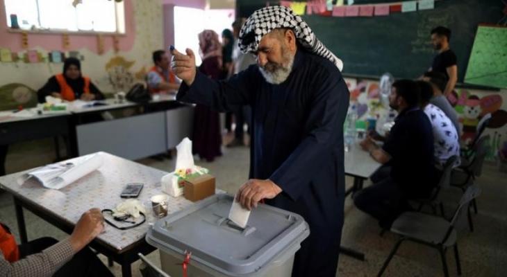 البدء بتسجيل القوائم للانتخابات التشريعية الفلسطينية