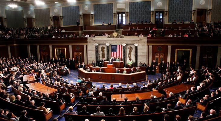 الكونغرس الأمريكي يقر قانون المساعدات لإسرائيل