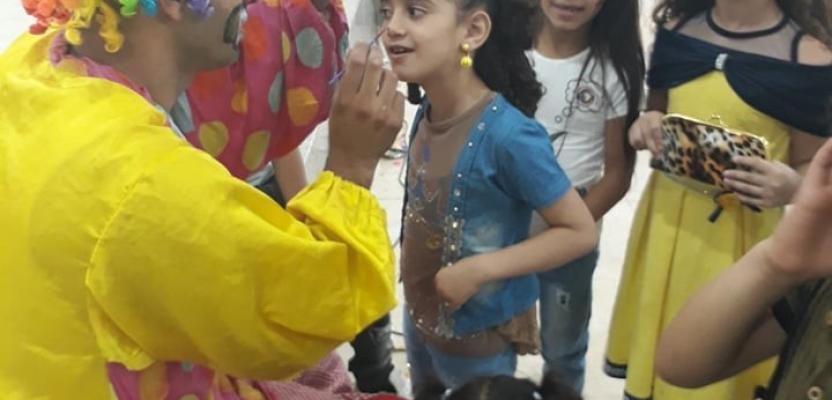 فعاليات عيد الأضحى بمخيم بلاطة شرقي نابلس